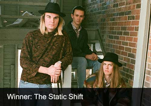 2018 Group of the Year Winner - The Static Shift
