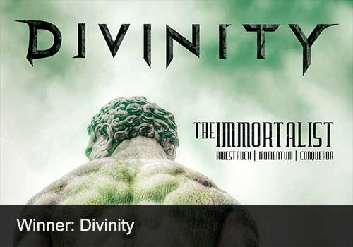 2018 Metal Recording of the Year Winner - Divinity