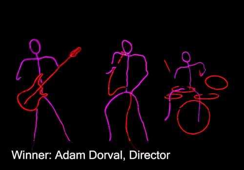 2018 Music Video of the Year Winner - Adam Dorval
