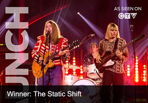 2018 Single of the Year Winner - The Static Shift