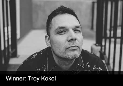 2018 Songwriter of the Year Winner - Troy Kokol