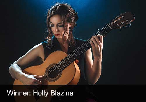 2018 World Recording of the Year Winner - Holly Blazina