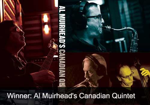 Jazz Recording of the Year Winner - Al Muirhead's Canadian Quintet
