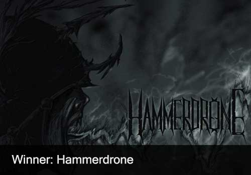 Metal Recording Winner - Hammerdrone