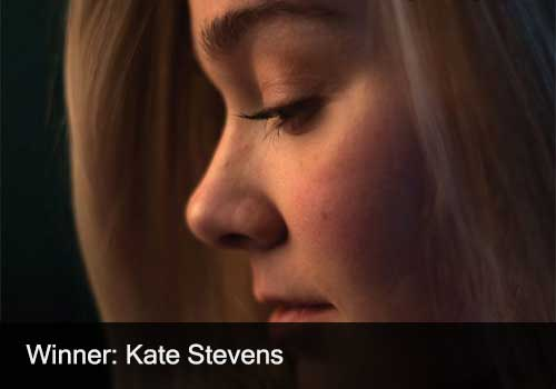 R&B/Soul Winner - Kate Stevens