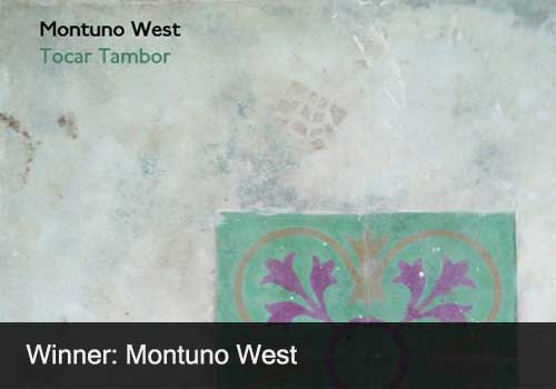 World Recording Winner - Montuno West