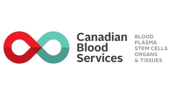 YYCMA Sponsor - Canadian Blood Services