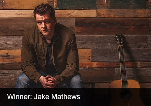 2020 Winner - Country Recording of the Year - Jake Mathews