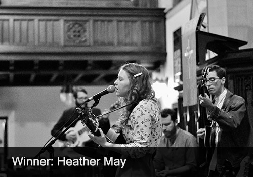 2020 Winner - Folk Recording of the Year - Heather May
