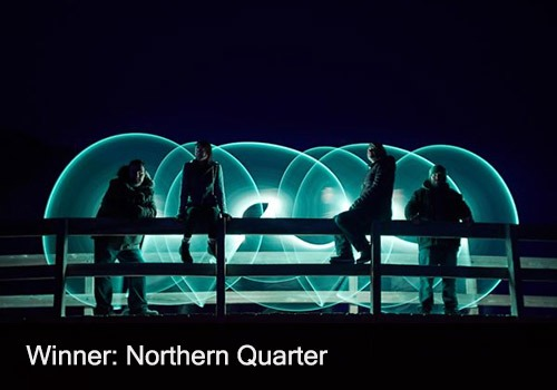 2020 Winner - Group of the Year - Northern Quarter