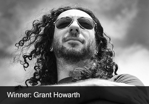 2020 Winner - Industry Person of the Year - Grant Howarth