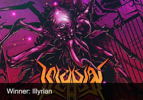 2020 Winner - Metal Recording of the Year - Illyrian