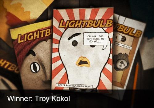 2020 Winner - Songwriter of the Year - Troy Kokol
