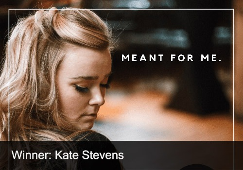 2020 Winner - R&B/Soul Recording of the Year - Kate Stevens