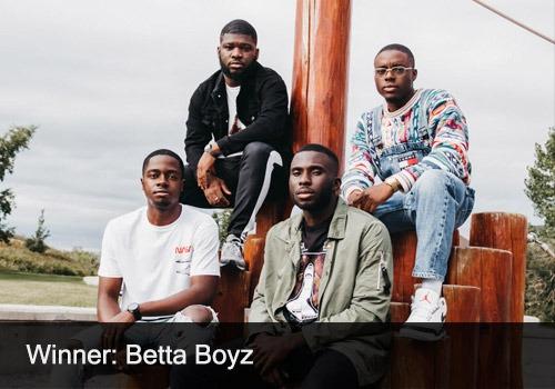2021 World Recording Winner - Betta Boyz