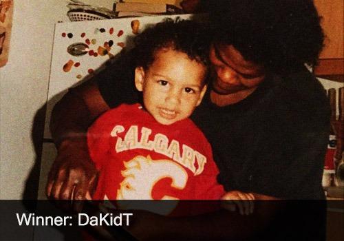 2021 Rap Recording Winner - DaKidT