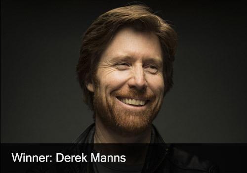 2021 Industry Person Winner - Derek Manns