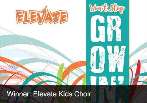 2021 Children's Recording Winner - Elevate Kids Choir
