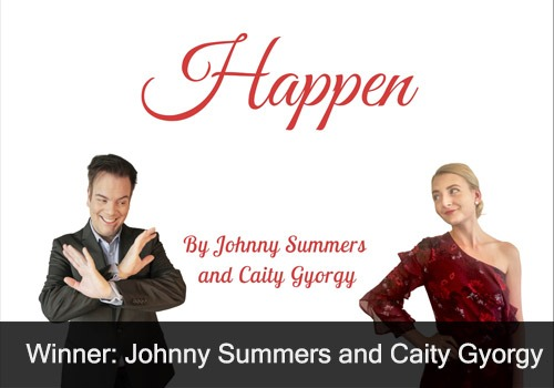 2021 Inspirational Recording Winner - Johnny Summers and Caity Gyorgy