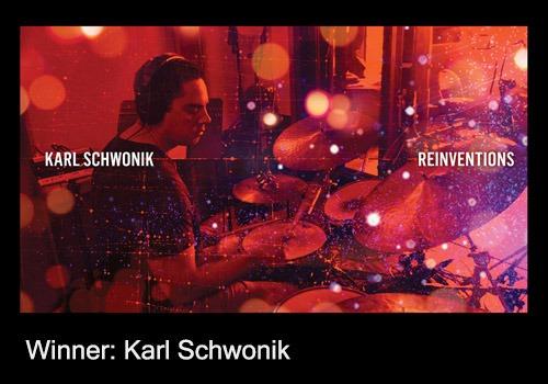2021 Jazz Recording Winner - Karl Schwonik