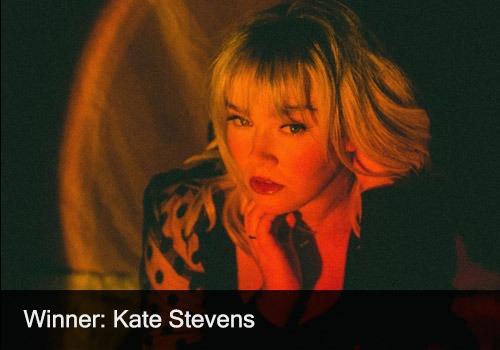 2021 Solo Artist Winner - Kate Stevens