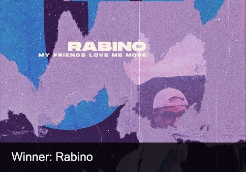 2021 Pop Recording Winner - Rabino