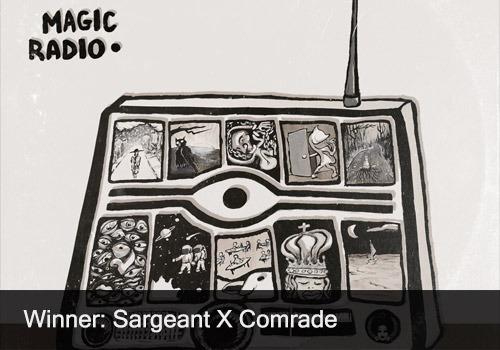 2021 R&B Recording Winner - Sargeant X Comrade