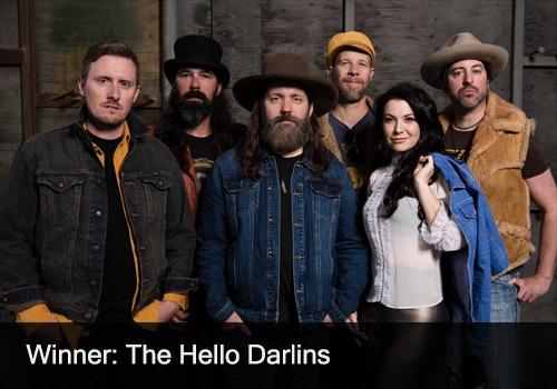 2021 Songwriter Winner - The Hello Darlins
